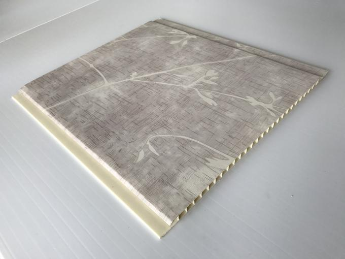 Strip Shape Wood Grain Plastic Laminate Sheets Modern