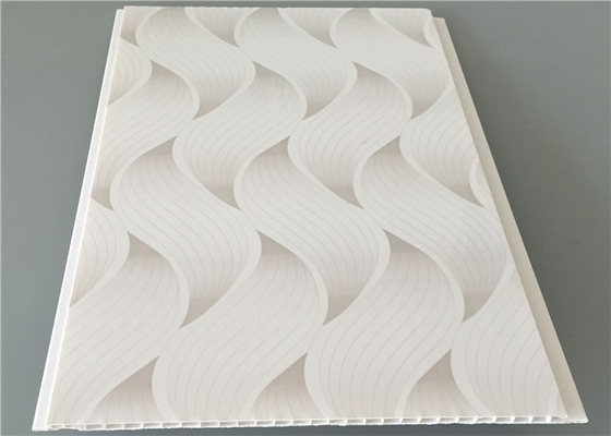 China Flat Type Pvc Laminated Ceiling Board Plastic Ceiling Cladding For Kitchens supplier