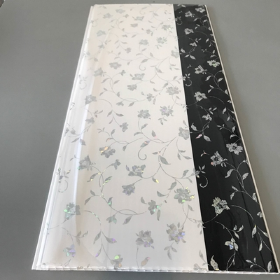 China Various Color Decorative PVC Panels For Ceiling 6mm / 7mm / 7.5mm / 8mm Thickness supplier