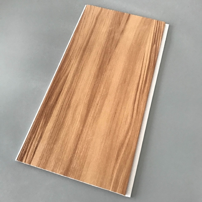 China Environmental Wood Grain Laminate Sheets For Cabinets 7mm / 7.5mm / 8mm Thickness supplier