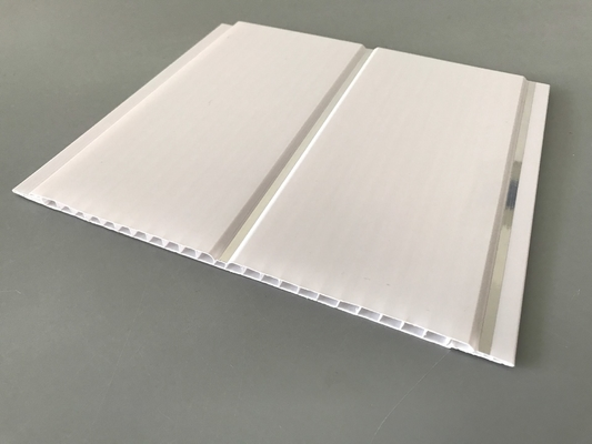 China White Pvc Ceiling Planks , Suspended Ceiling Panels High Glossy Printing supplier