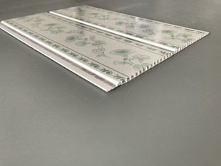 China Recyclable Decorative Waterproof PVC Wall Panels Easy To Clean And Install supplier