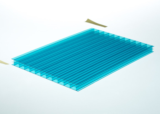 Anti Ultraviolet Light Polycarbonate Roofing Sheets For Varied Roofing