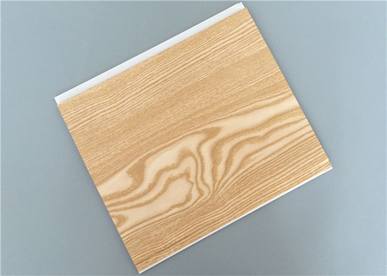 China Plastic Laminate Wall Panels , Wall Decoration Wood Laminate Sheets factory