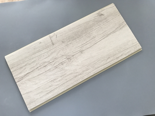China Customized Plastic Laminate Sheets For Kitchen Cabinets Wooden Color Design factory