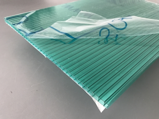 Good Light Transmission Polycarbonate Roofing Sheets For Building Skylight