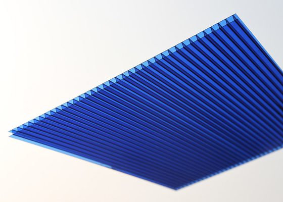 China Sound / Heat Insulation Polycarbonate Roofing Sheets For Expressways And Houses factory
