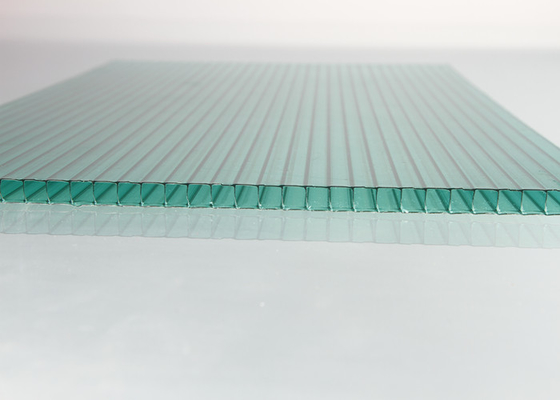 China Customized Polycarbonate Roof Panel , Polycarbonate Plastic Sheet factory
